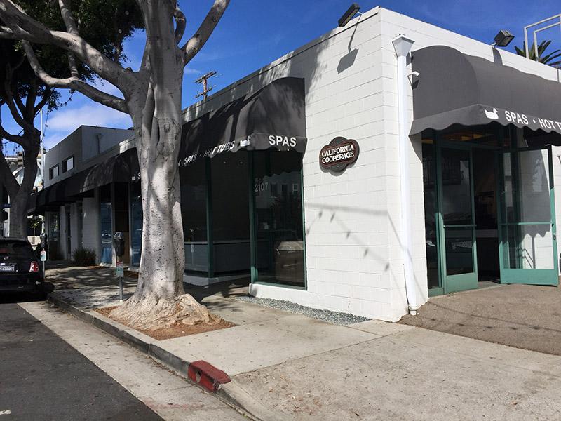 California Cooperage of Santa Monica, Best Hot Tubs in Los Angeles