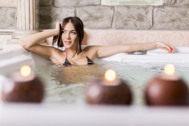 Salt Water Hot Tubs